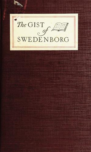 Download The gist of Swedenborg