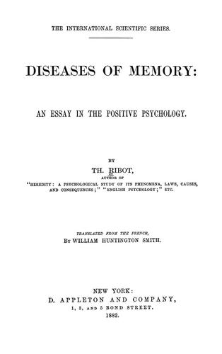 Download Diseases of memory