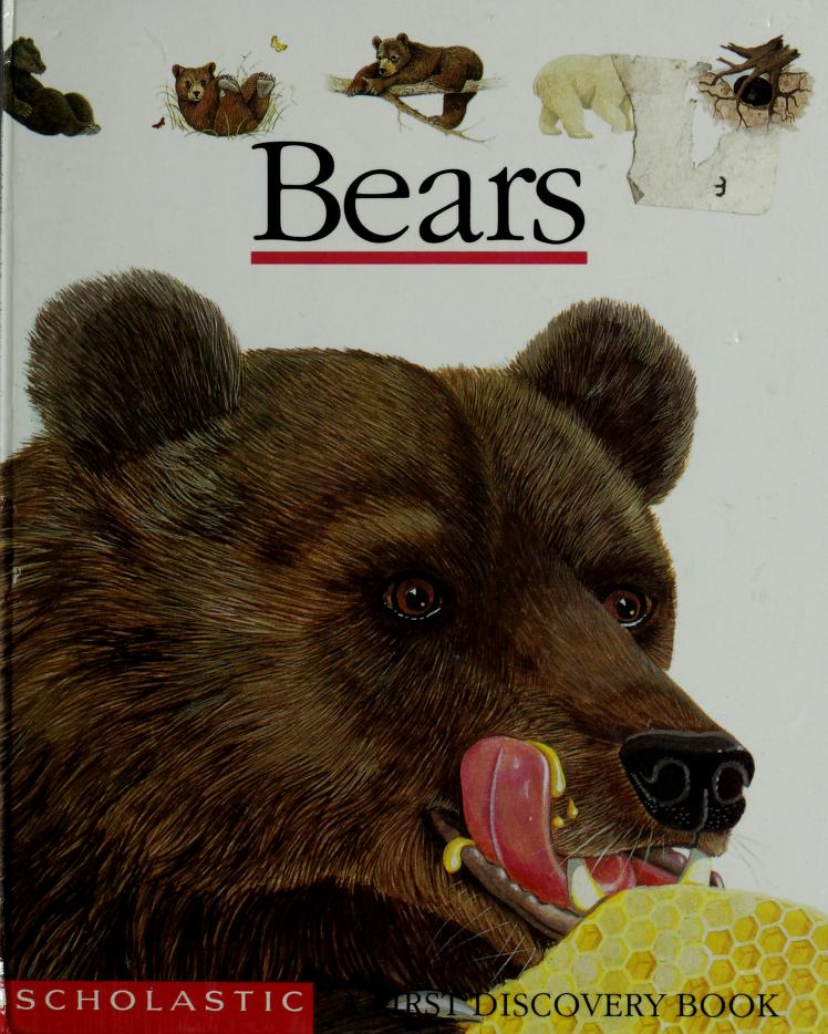 Bears by created by Gallimard Jeunesse and Laura Bour ; illustrated by Laura Bour.